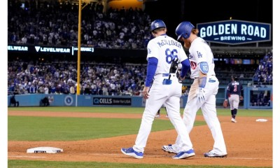 Whicker: Insults, injuries push Dodgers to end of very thin rope in NLCS