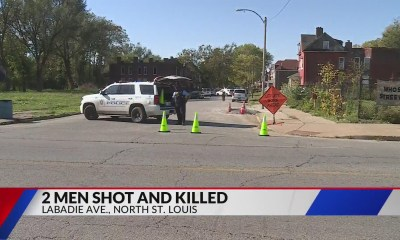 Two men found shot to death in a car in Greater Ville neighborhood