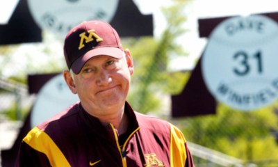 Gophers baseball coach John Anderson agrees to two-year extension