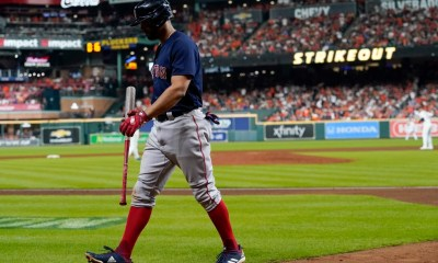What happened to Red Sox' offense in ALCS loss to Astros?