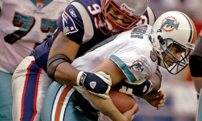 Richard Seymour sees induction into the Patriots Hall of Fame as a long time coming