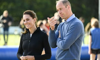 Prince William and Kate Are Taking a Family Staycation With Their Children