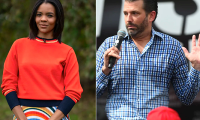Dorito Dusted Deplorables Candace Owens & Donald Trump Jr. Share Egregiously Insensitive Posts On Alec Baldwin On-Set Shooting