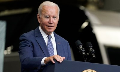 Robbins: President Biden taking punches from the left and right
