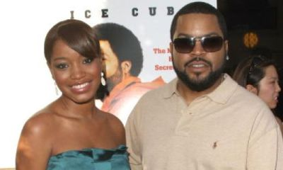 """""""Celebrity Game Face"""" Exclusive: KeKe Palmer Reveals Ice Cube Was The First Person To Warn Her About Boys!"""