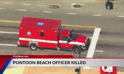 Pontoon Beach officer killed after gas station shooting