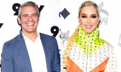 """Andy Cohen Reacts to Calls for Erika Jayne to Be Fired From RHOBH, Talks """"Fantastic"""" RHOC Season 16 and Gushes Over Nicki Minaj's RHOP Reunion Cameo"""