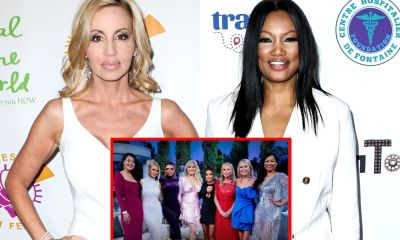 """Camille Grammer Wonders Why RHOBH Cast Came for Garcelle at Reunion, Reacts to Being Told to Back Off, and Claims Ladies """"Seem Fearful"""" of Erika"""