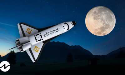Elrond (EGLD) Price Set to Sky-Rocket After Staking Pool Move on Binance