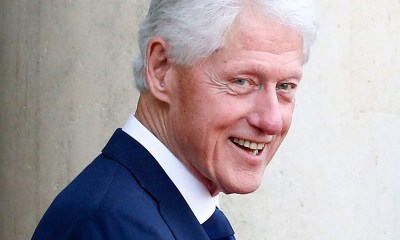 Ex-President Bill Clinton Hospitalized with Sepsis in California