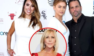 """Kelly Dodd Mocks Pump Rules Couple Lala Kent and Randall's Alleged Split, Makes Amends with Vicki and Says She's """"Most Diverse"""" RHOC Cast Member"""