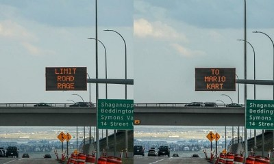 One intern's idea to curb road rage in Calgary—with humour