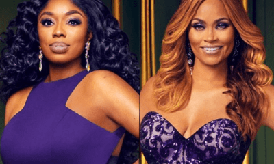 #RHOP Pettiness: Wendy Denies 'Single Shading' Gizelle–Says Fellow Housewife Is Dictionary Definition Of 'Insecure'