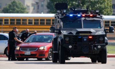 Suspected Texas School Shooter In Custody, Family Asks Forgiveness Saying He Was 'Robbed' & 'Bullied'