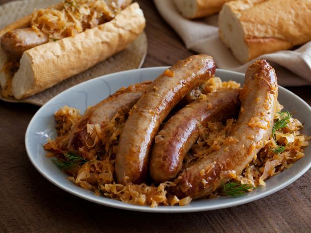 Recipes for sauerkraut