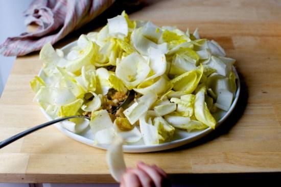 Recipes for endive salad