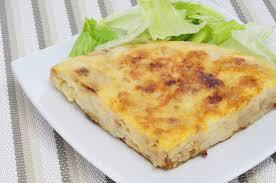 Recipes for tortilla