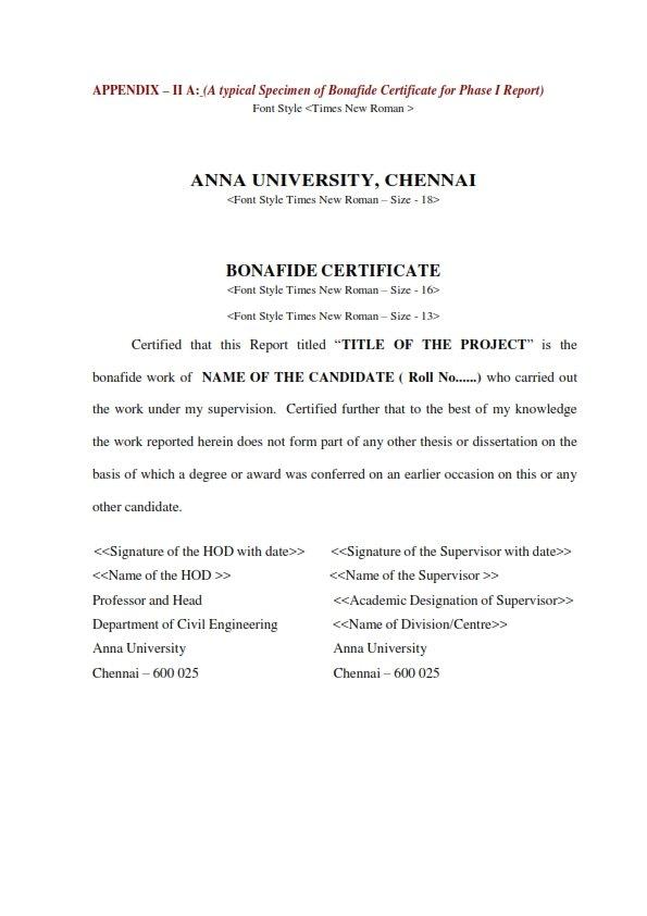 Engineering pdf civil project report