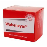 Wobenzym 200 tabliet
