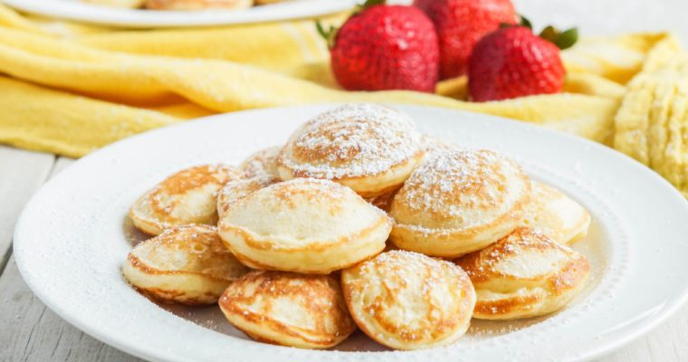 Poffertjes – holland minipalacsinta