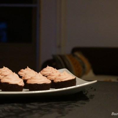 BITK Recept - Chocolade Birthday Cupcake