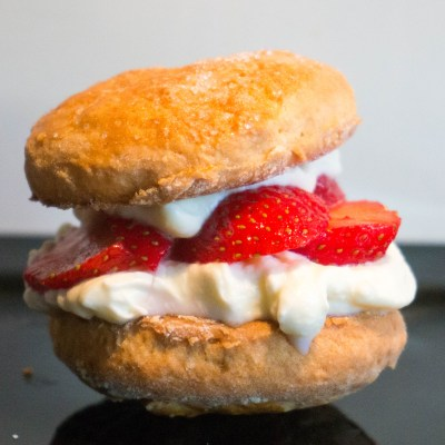 Strawberry Shortcakes | Buzz in the Kitchen