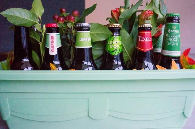 BITK DIY Cadeau - Lente Bier Plantenbak