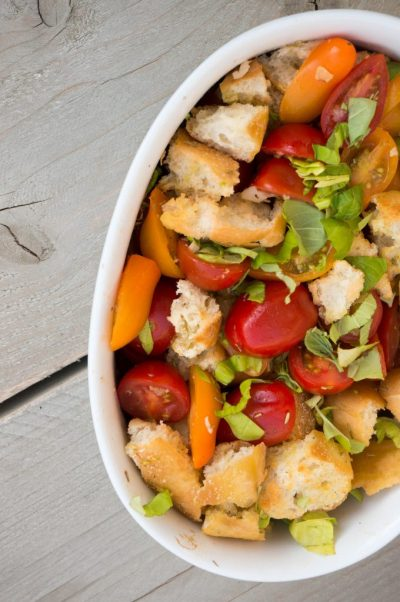 broodsalade - buzz in the kitchen salade
