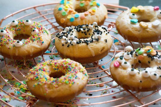 basisrecept donuts - kidshoekje
