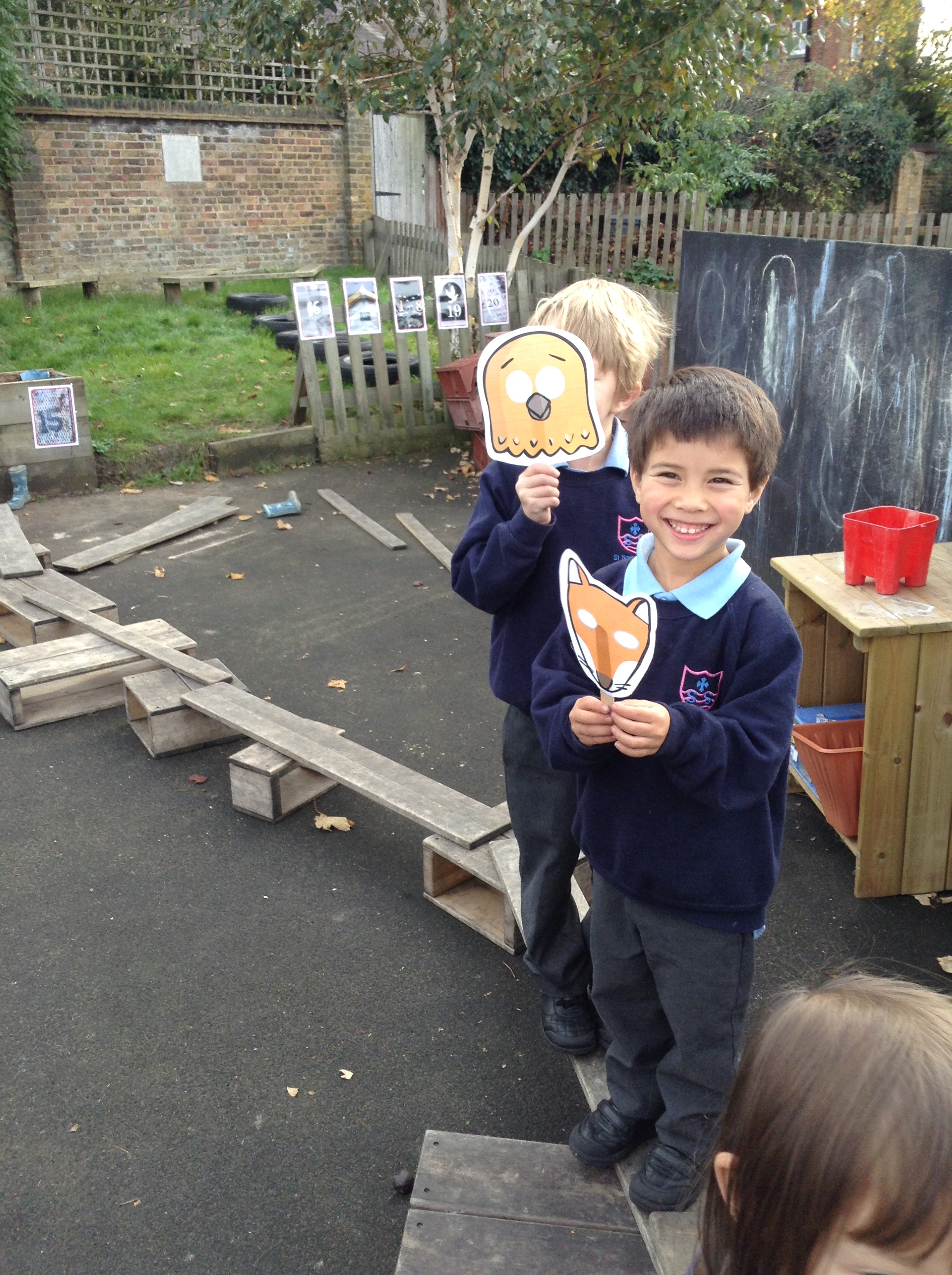 There S No Such Thing As A Gruffalo Year 1