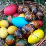 Уникална техника, с която направих впечатляващи шарки по великденските яйца