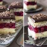 Впечатляващо лек и безумно вкусен десерт с череши, който ще разтопи и най-капризното небце!