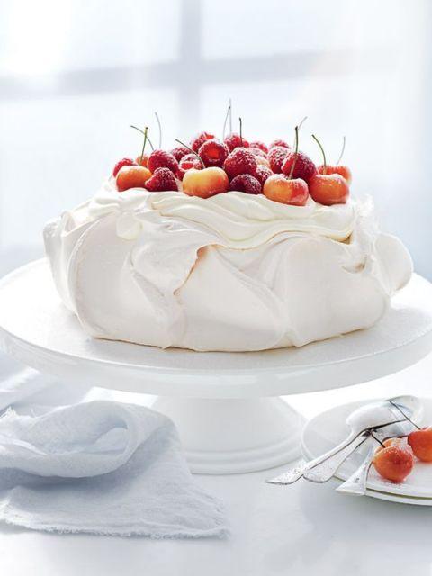 Торт «Павлова»