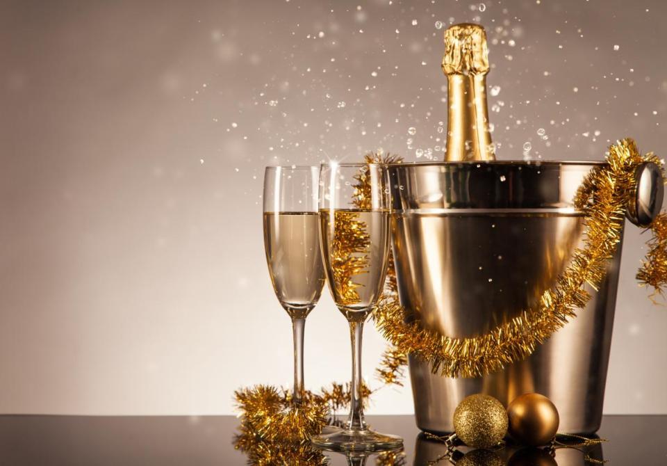 Всё о шампанском