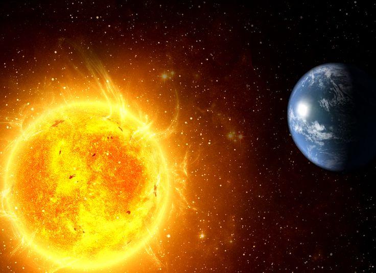 earth-to-sun