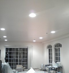 how to install recessed lights with attic access [ 1280 x 960 Pixel ]