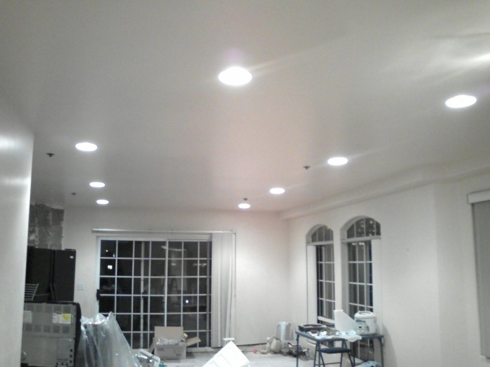 medium resolution of how to install recessed lights with attic access