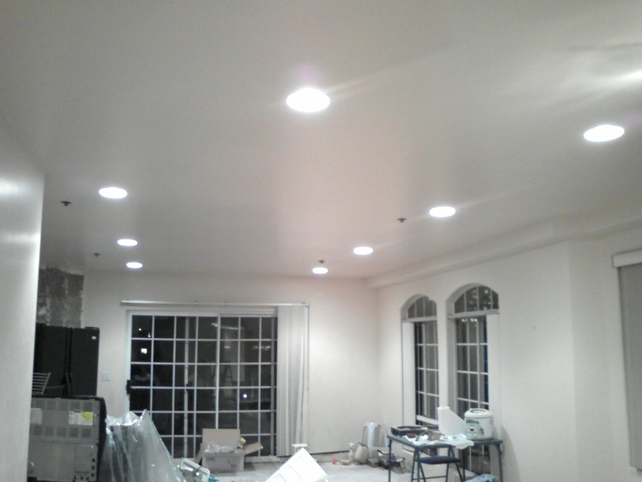 hight resolution of how to install recessed lights with attic access
