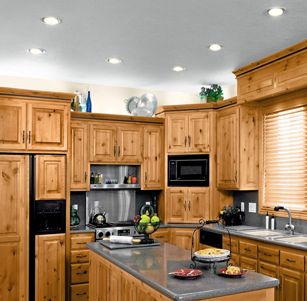 Pictures Of Kitchens With Recessed Lighting