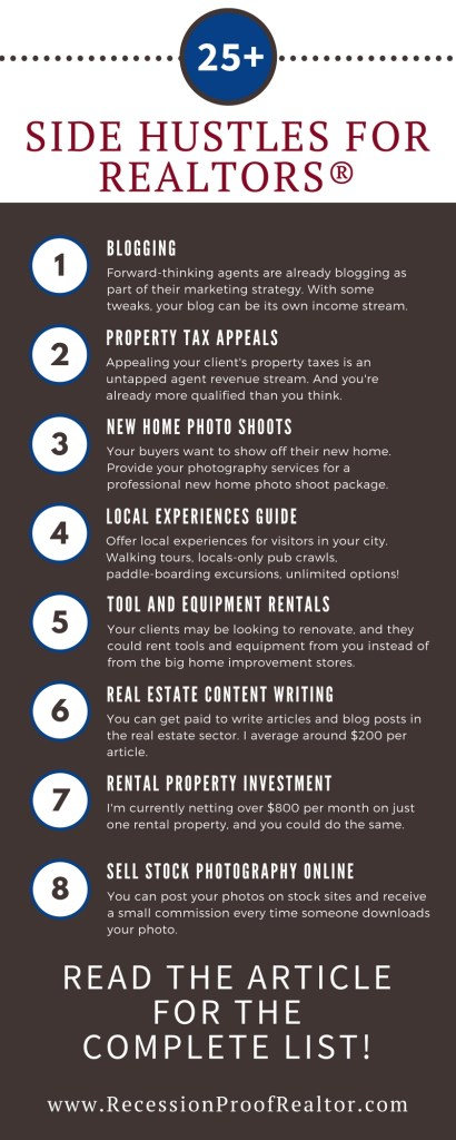 25+ Ways to Make Money as a Real Estate Agent - Real Estate