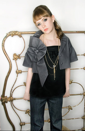 Rubytone Florette Jacket