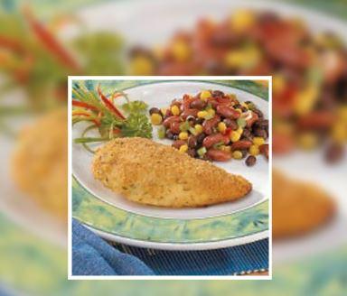 Pollo a la Mostaza con Estragón