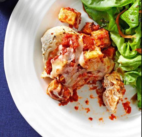 Pollo italiano bravo
