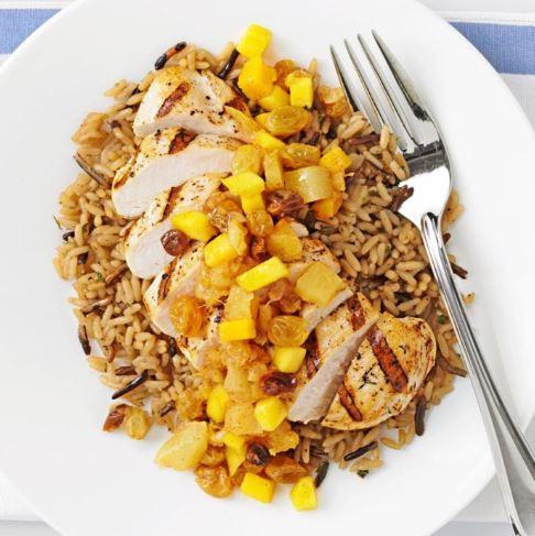 Pollo Piña-Mango