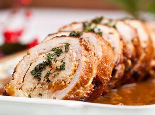 Receta de pollo para cena formal  Recetas de Pollo