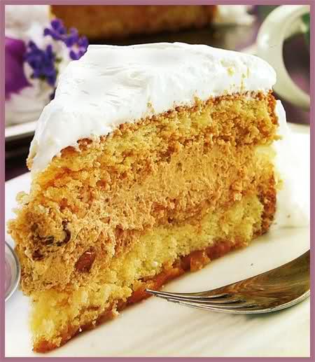torta cremosa