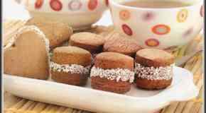 Alfajorcitos de coco, ideales para recibir a los niños