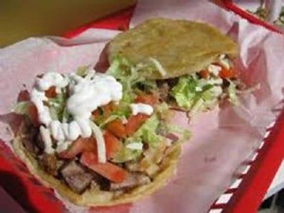 Gorditas con nopales  Recetas Mexicanas
