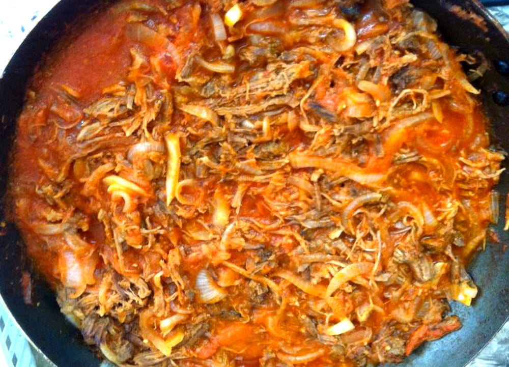 Carne con chipotle  Recetas Mexicanas