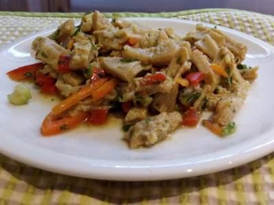 receta panza a la vinagreta guatemala mundochapin
